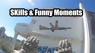 Airsoft Skills & Funny moments (First&Third Person)