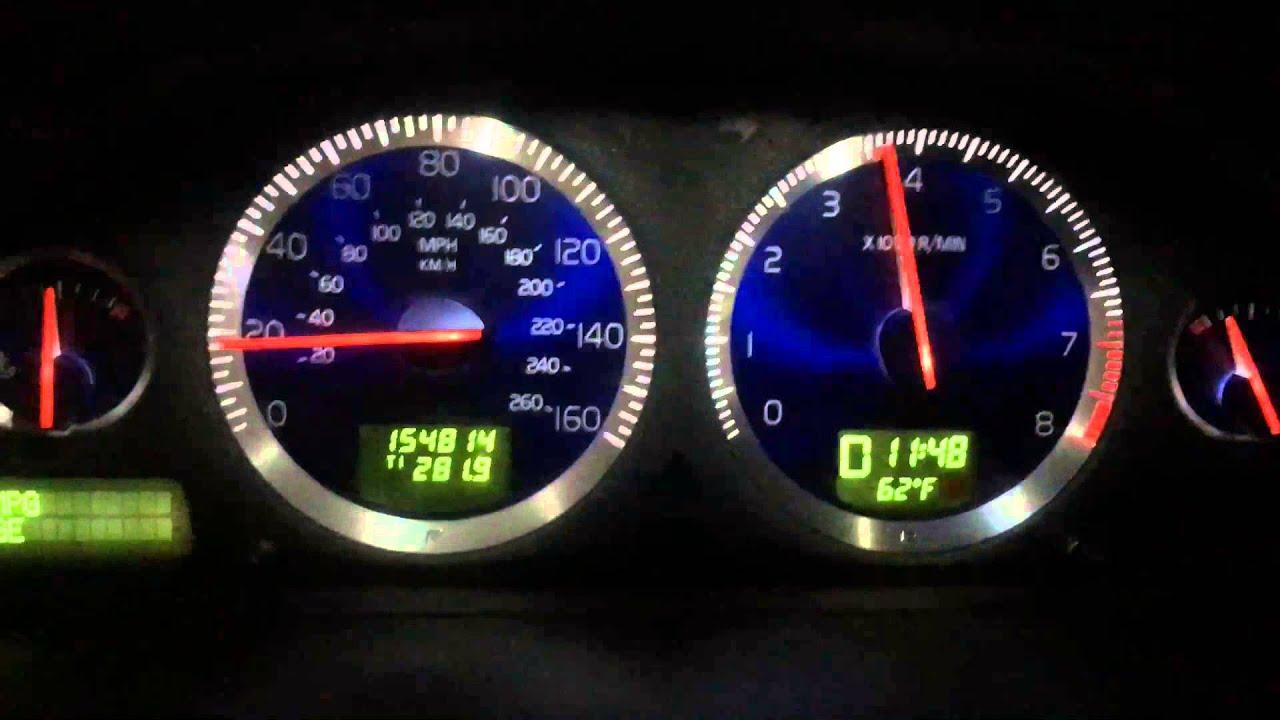 2004 volvo s60 r 0-60