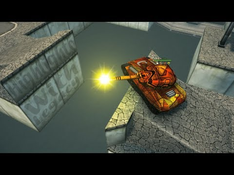 Tanki Online - Highlights C XP LEGACY #4 By Lyov (Skills, Kills, Tricks, Nice Moments)