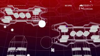 Space Invaders Infinity Gene (PS3, DEMO) - Stage 5-1 (9/27/10)