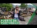 El auténtico puerto pirata del caribe - Portobelo Republica de Panamá