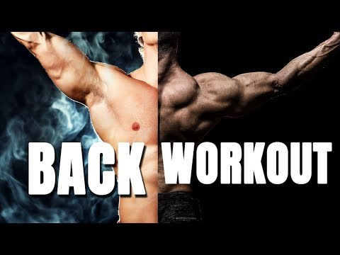 how to gain lean muscle some of my favorite back workouts