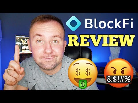 My Honest Review Of BlockFi – Earn Passive Income With Your Crypto ( Pros And Cons )