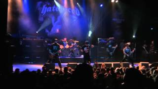 "Hatebreed LIVE Indivisible : Tilburg, NL : ""013"" : 2013-01-20 : FULL HD, 1080p"