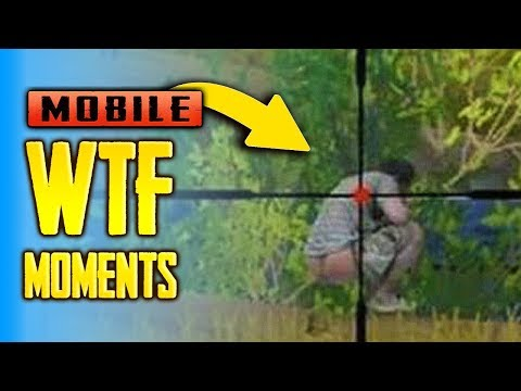 PUBG Mobile FUNNY And WTF Moments, Glitches, 200 IQ, Fails  #13