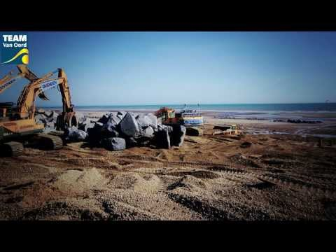 Team Van Oord: Broomhill Sands Coastal Defence