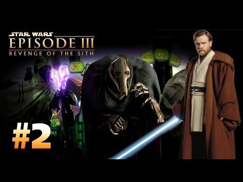 Star Wars Episode 3 Revenge Of The Sith Ps2 Walkthrough Part 2 An Explosive Development Youtube