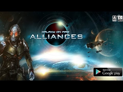 Galaxy On Fire™ - Alliances Android GamePlay Trailer (HD)