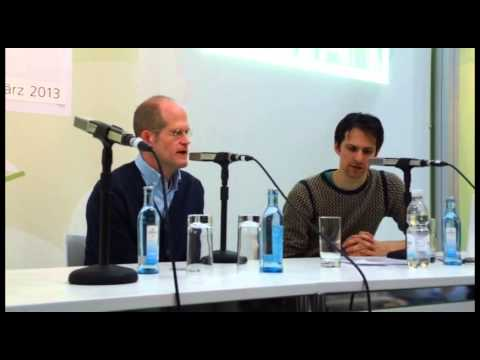 Chris Ware Interview, March 2013, Leipzig
