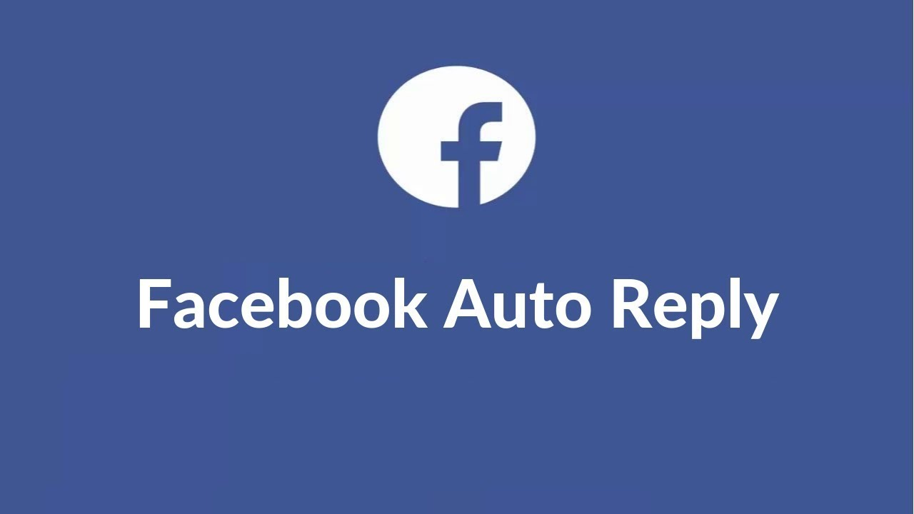 Facebook Auto Reply Bot: Auto Message, Auto Reply Comments on Facebook Page
