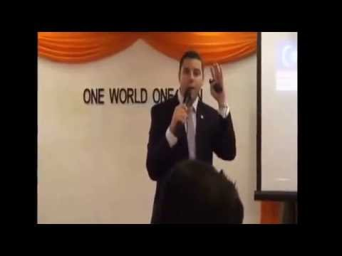 OneCoin event in Kuching, Malaysia, 7 Nov 2014