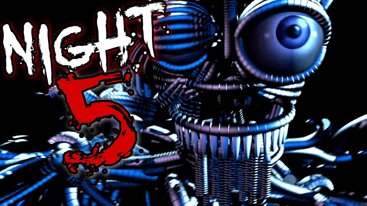 Download FNAF SISTER LOCATION | NIGHT 5 GAMEPLAY - Is This The Bad Ending?