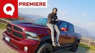 Dodge RAM 1500 Militem: utile o inutile (in Italia)? | Quattroruote