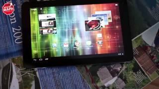 Видео обзор планшета Prestigio multipad 4 quantum 10.1(Далеко не последнее место на рынке планшетных компьютеров занимает фирма prestigio. Такое положение эта компан..., 2014-03-31T12:12:40.000Z)