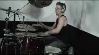 Pavel Locknin - Eminem Superman   (remix-drumcover)