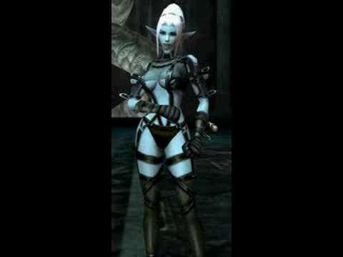 Charm Of Dark Elf In Gracia Youtube