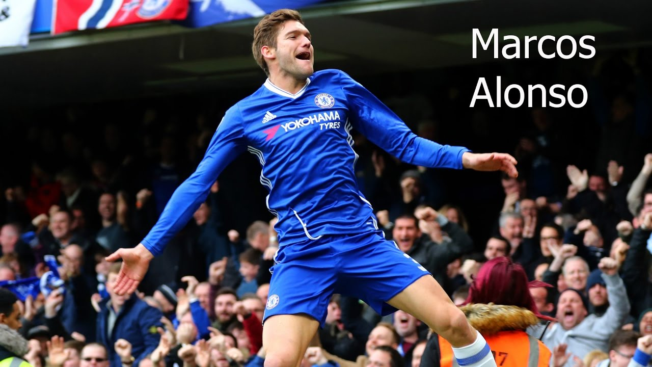نيوزيلندا Wallpaper: Marcos Alonso Goals Skills And Tackles 2016-2017