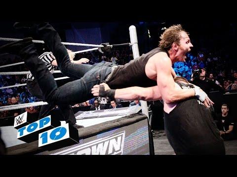 Top 10 SmackDown moments: WWE Top 10,  Nov. 5, 2015