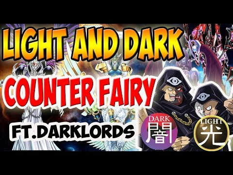 Duel Replay] LIGHT and DARK Counter Fairy! : DuelLinks