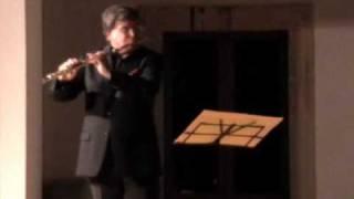 Galatina Roberto Fabbriciani Preludio I Concerti del Chiostro 2010
