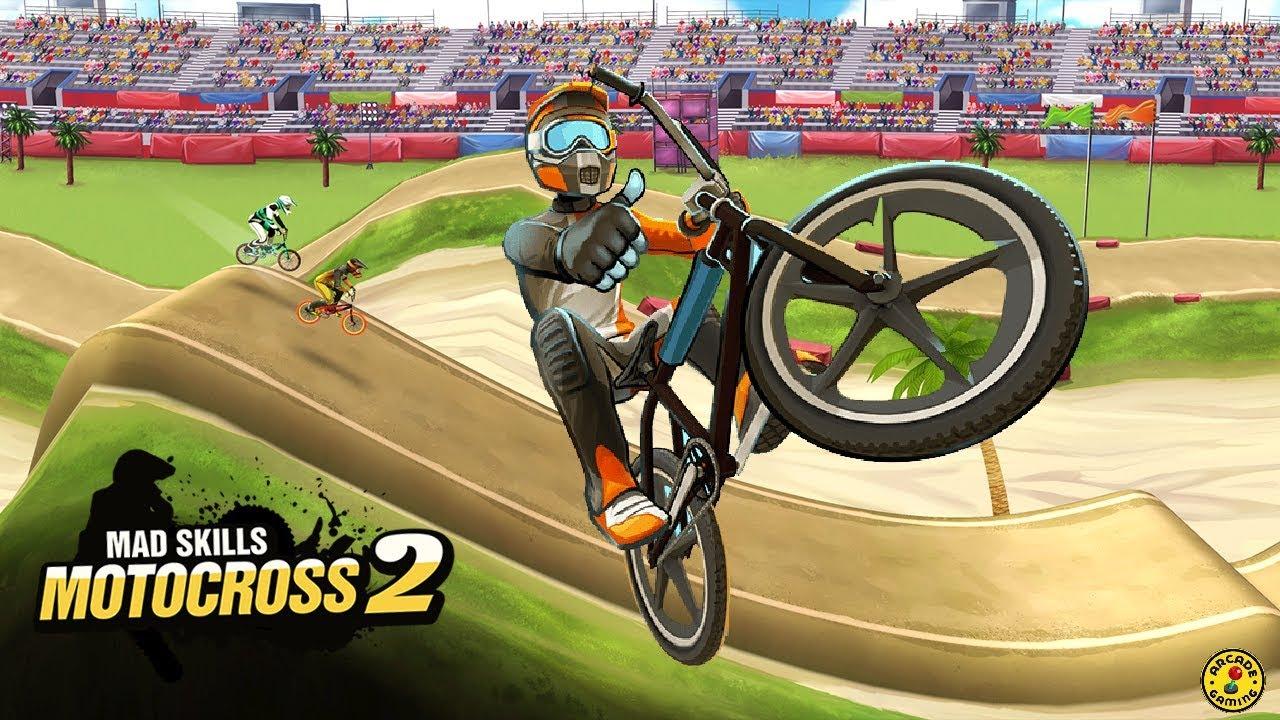 Mad Skills Bmx 2 Unlock All Bikes Top Racing Games Ios