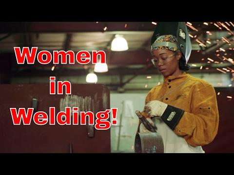 How To Propel Your Career- Women in Welding - Tulsa Welding School