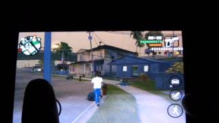 Grand Theft Auto San Andreas Mod APK+DATA(Unlimited Ammo And Money)