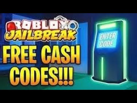 Roblox Jailbreak All Atm Codes