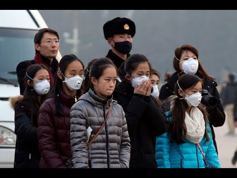 Global Journalist: China's war on pollution
