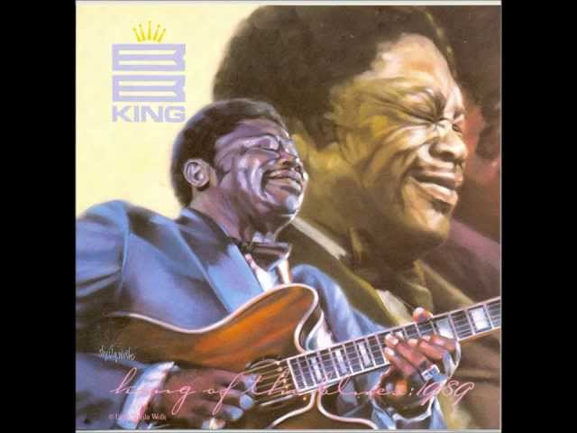BB King - Standing on the Edge of Love (1988)