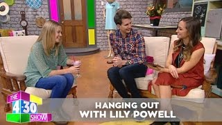 Hanging Out with Lily Powell
