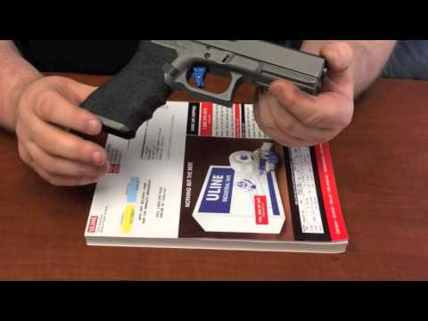 Glock Drop Safety Test