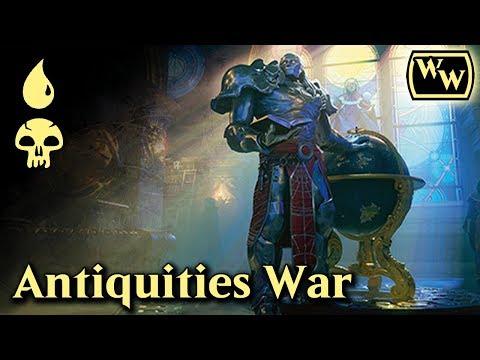 Wacky Wednesday - Standard - Antiquities War