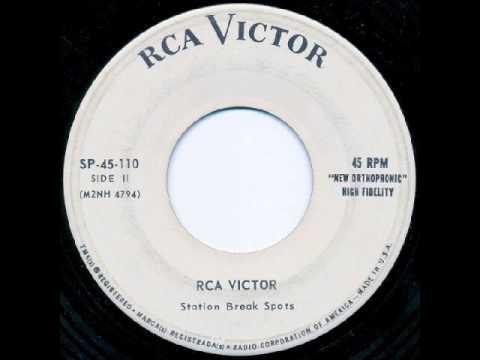 Various Artists - RCA Victor Station Break Spots, Side 2 (1961)