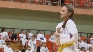 Turek: Trening mikołajkowy z Klubem Oyama Karate