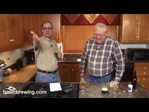 Speedy All Grain Stout - Basic Brewing Video - March 21, 2014
