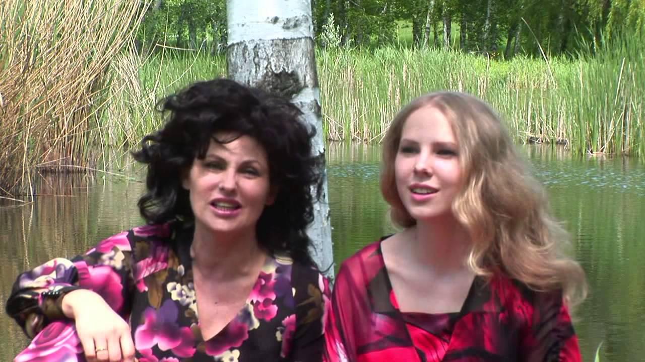 Анжелика и анастасия вишня