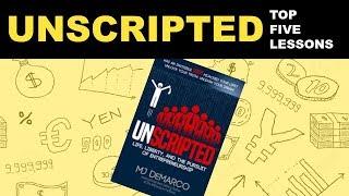 Non scénarisées par MJ DeMarco | Top Cinq Leçons | livre Animé Résumé