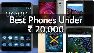 Best Phones Under Rs.20,000 | Latest Phones | July - 2017 | Dlk Reviews