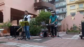 Es ahorita en Música no jardim | Leo Sosa & Dj Duke (Brasil)