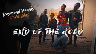 Boyz II Men - End Of The Road (Desmond and WanMor Cover)