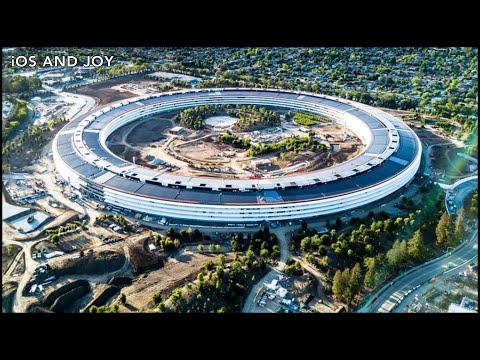 Apple Park Inside !
