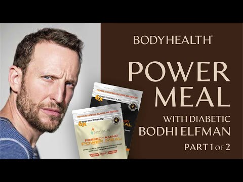 Bodhi Elfman Found A Natural Meal Replacement Shake Good For His Diabetes