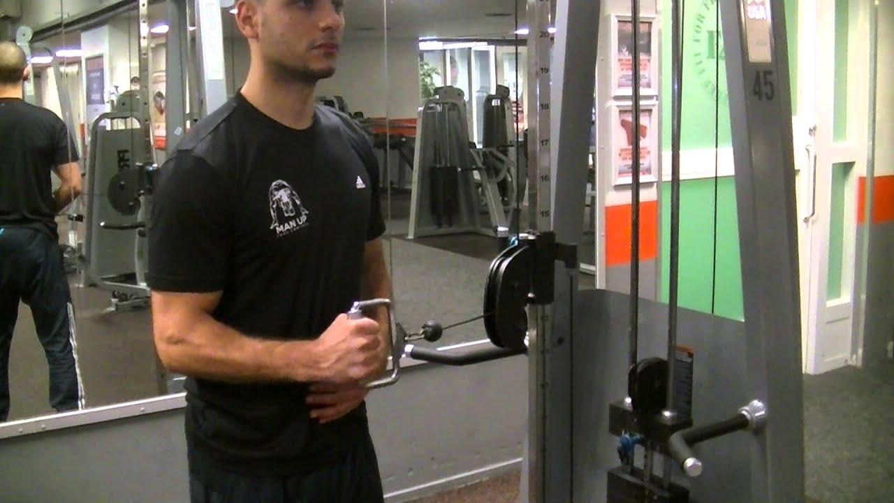 spieren schouder overbelast