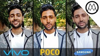 Vivo V11 Pro vs Pocophone F1 vs Samsung Note 9 Camera Test Comparison