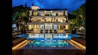 13 Millions Gagner en Soleil Espagne Propriété à vendre : La villa de luxe la plus chère ? Visite