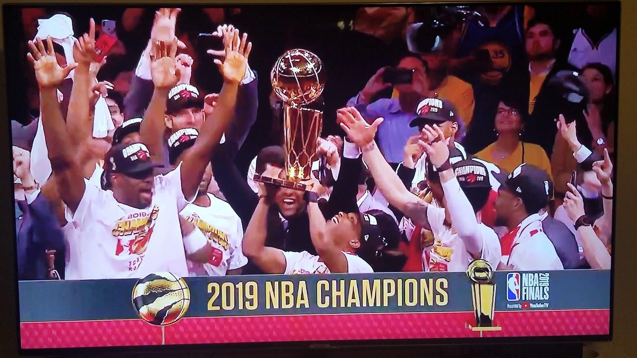 Toronto Raptors as Champions Toronto as champions
