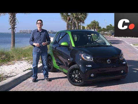 smart fortwo electric drive 2017 (smart ed) | Primera Prueba / Test / Review | Coches.net