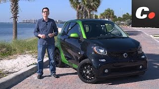 smart EQ fortwo (electric drive) | Primera Prueba / Test / Review | Coches.net