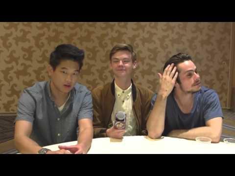 Dylan O'Brien l Funny Moments Part 1 HD